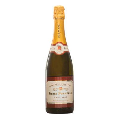 <b>Pierre Ponnelle</b><br><br> Crémant De Bourgogne Rosé Brut